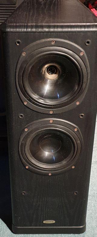 tannoy floorstanding 637 speakers (used) 20200216