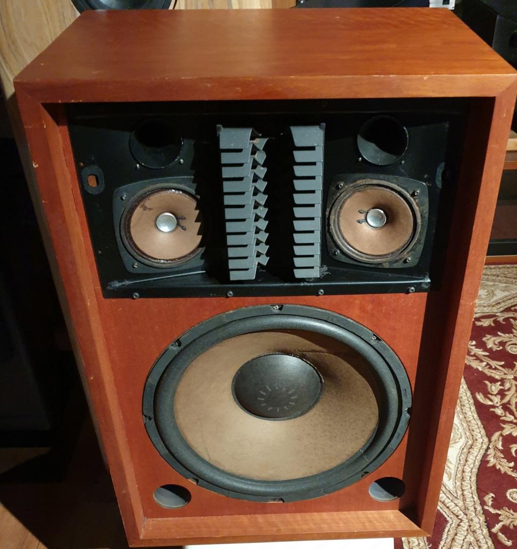vintage sansui sp3500 speaker  20210310