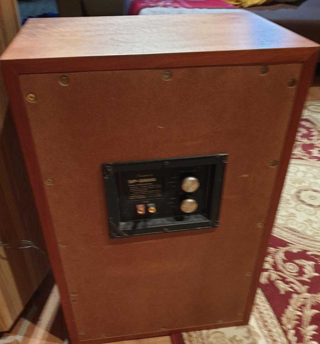 vintage sansui sp3500 speaker  20210311