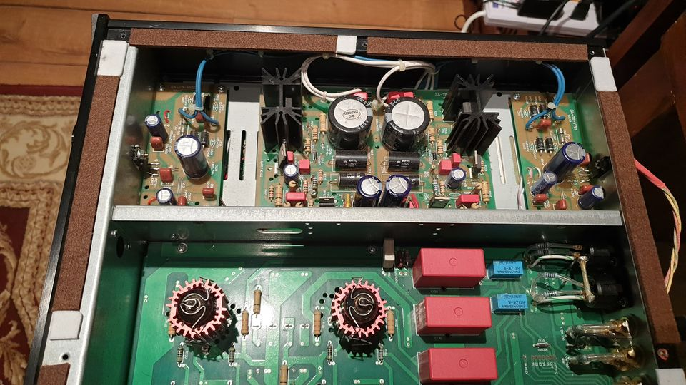 stereo line tube preamp vincent  sa t8 (sold)  20458810