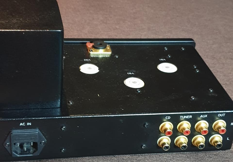 antique sound labs (ASL) lh01 tubes preamp for sell Asl210
