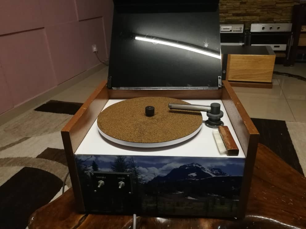 records cleaner used Vpi_110