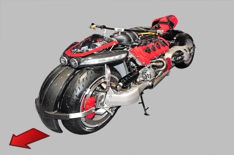Une moto incroyable  Lazare10