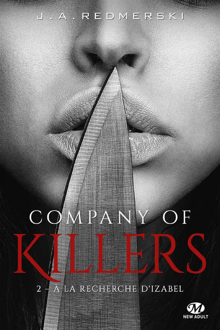 REDMERSKI J.A - COMPANY OF KILLERS - Tome 2 : A la recherche d'Izabel Compan10