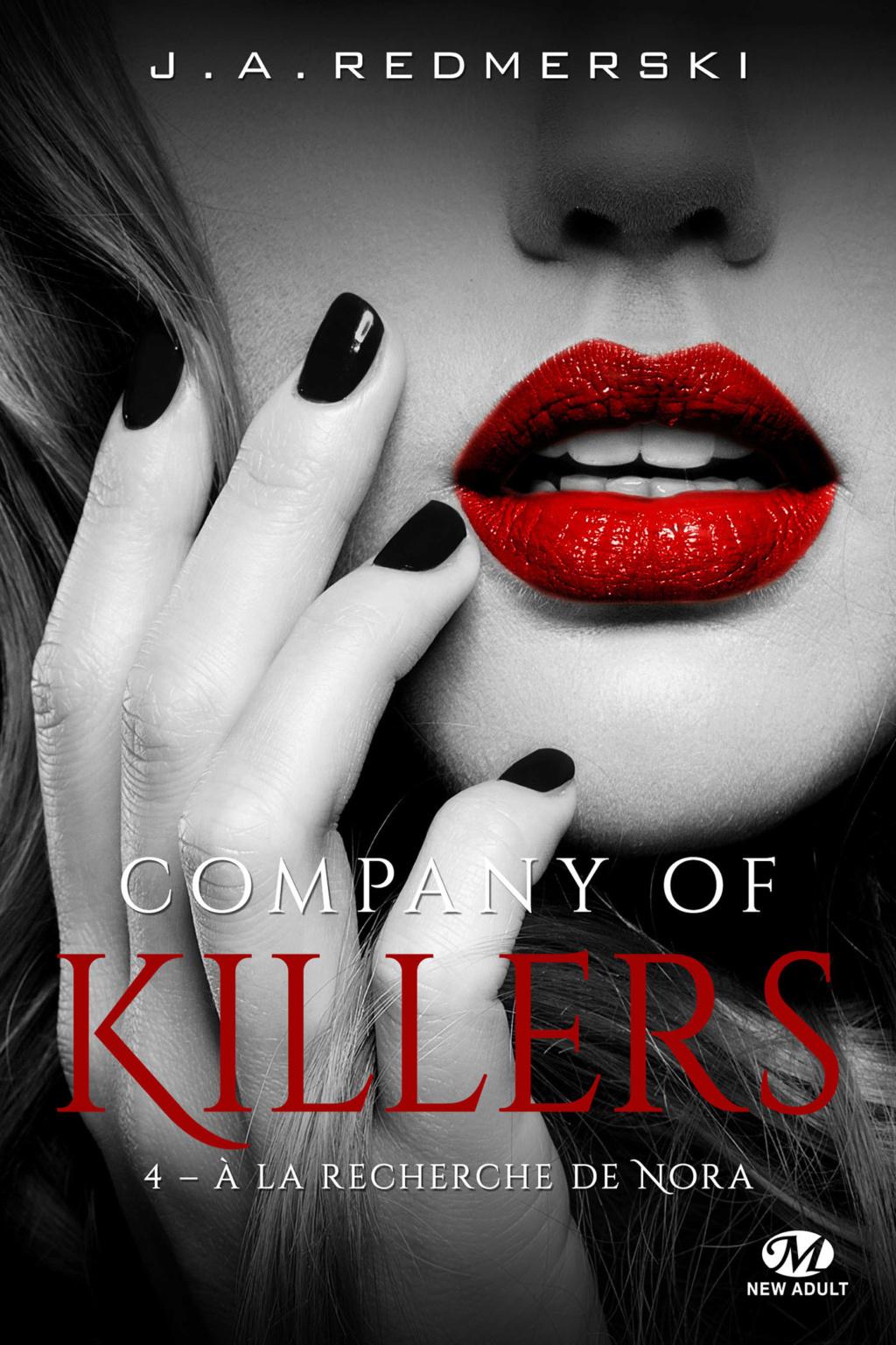 REDMERSKI J.A - COMPANY OF KILLERS - Tome 4 : A la recherche de Nora   Compan10