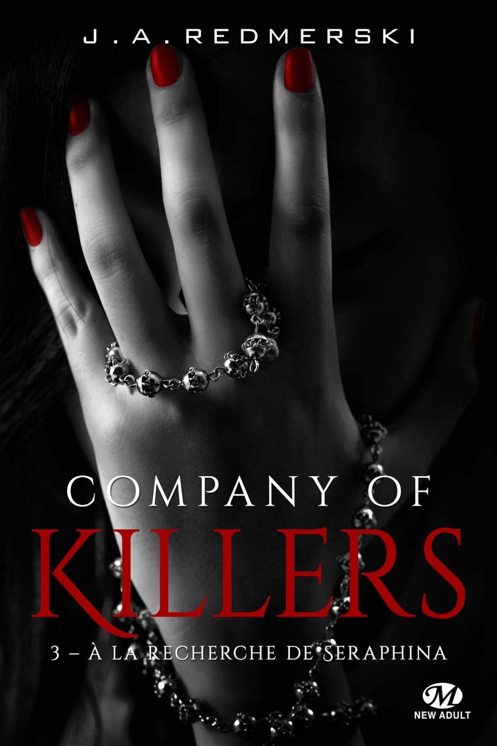 REDMERSKI J.A - COMPANY OF KILLERS - Tome 3 : A la recherche de Seraphina  Compan11