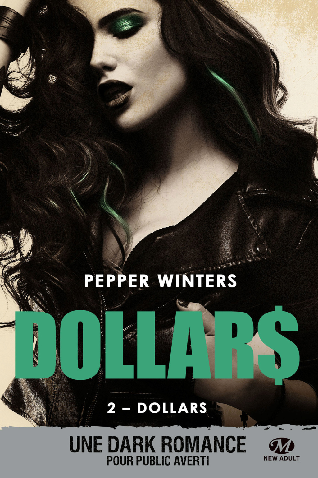 WINTERS PEPPER - DOLLARS - Tome 2 : Dollars Dollar12