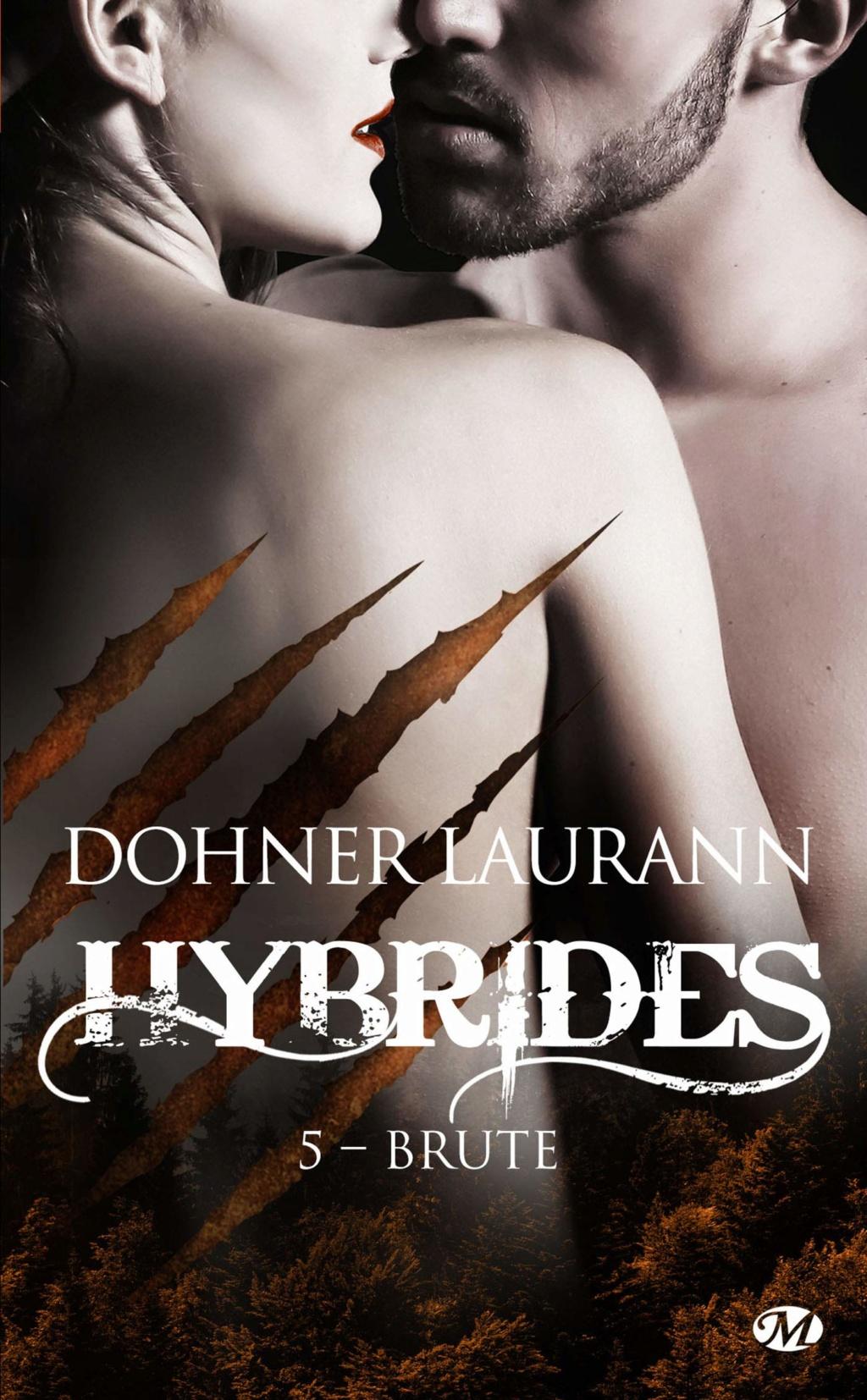 DOHNER Laurann - HYBRIDES - Tome 5 : Brute  Hybrid13