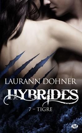 DOHNER Laurann - HYBRIDES - Tome 7 : Tigre Hybrid15