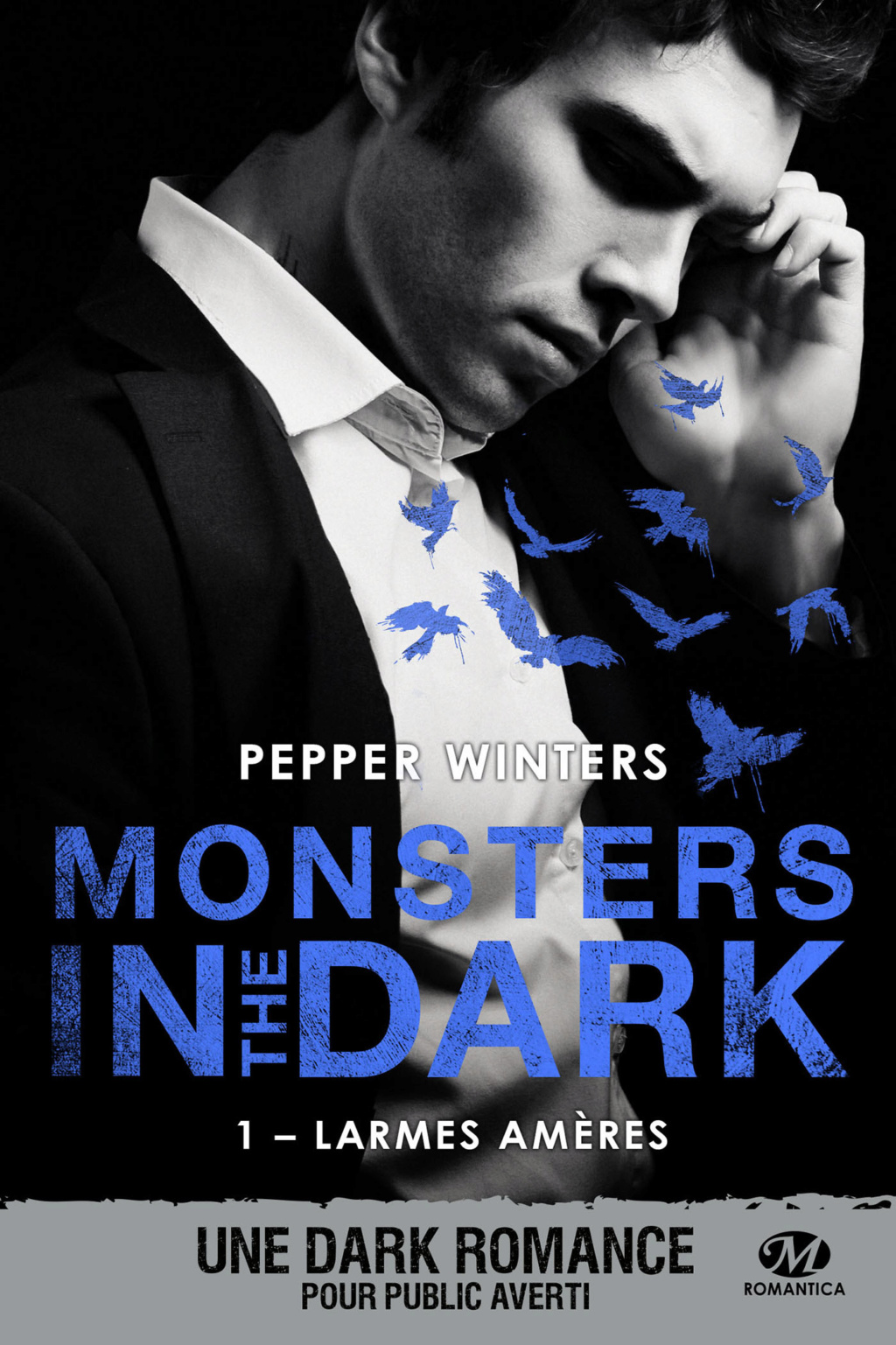 WINTERS PEPPER - MONSTERS IN THE DARK - Tome 1 : Larmes Amères Monste13