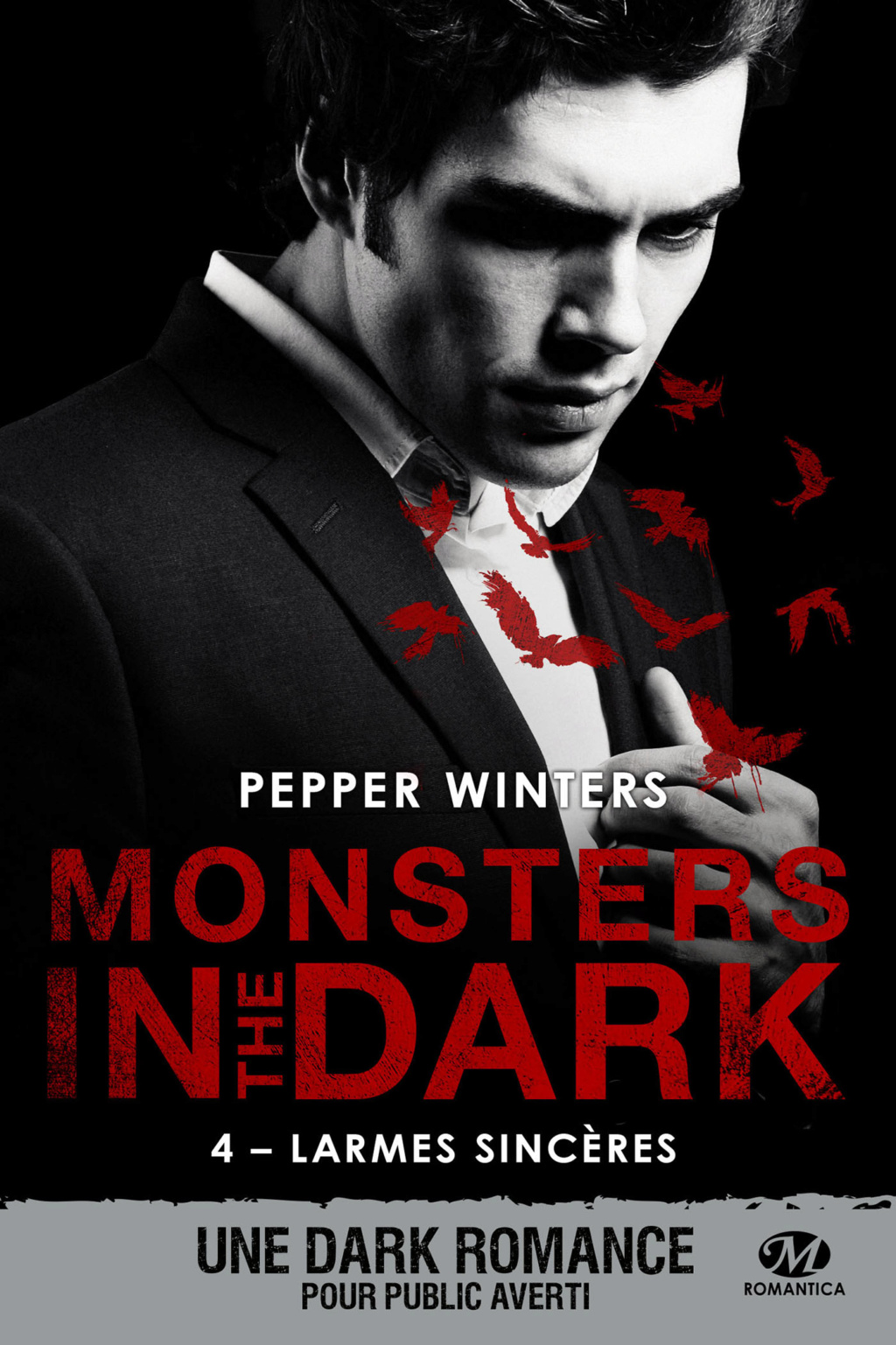 WINTERS PEPPER - MONSTERS IN THE DARK - Tome 4 : Larmes Sincères Monste18