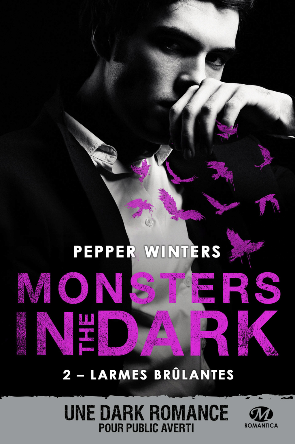 WINTERS PEPPER - MONSTERS IN THE DARK - Tome 2 : Larmes Brûlantes Monste19