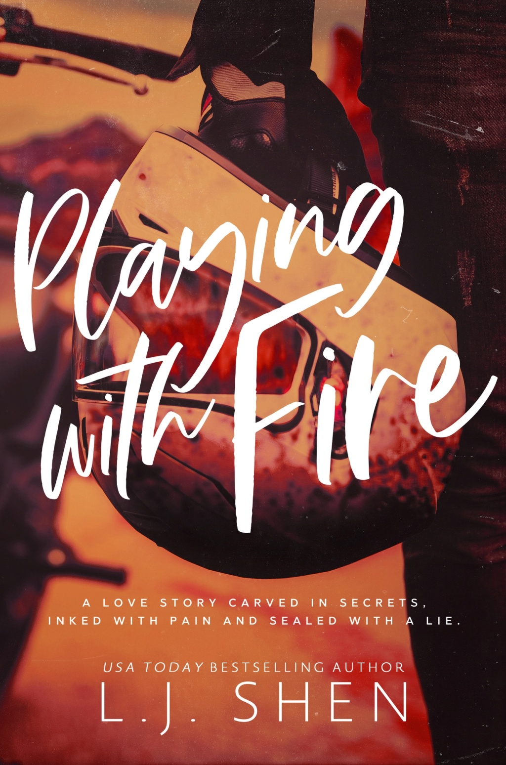 SHEN L J - PLAYING WITH FIRE Pwf_co10