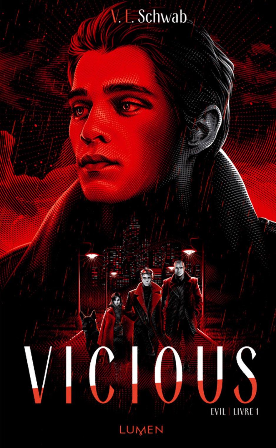 SCHWAB V.E - THE VILLAINS - Tome 1 : Vicious The-vi10