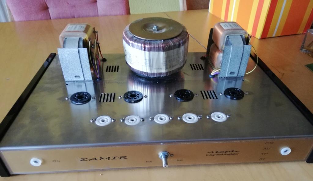 Zamir Aleph Amp210