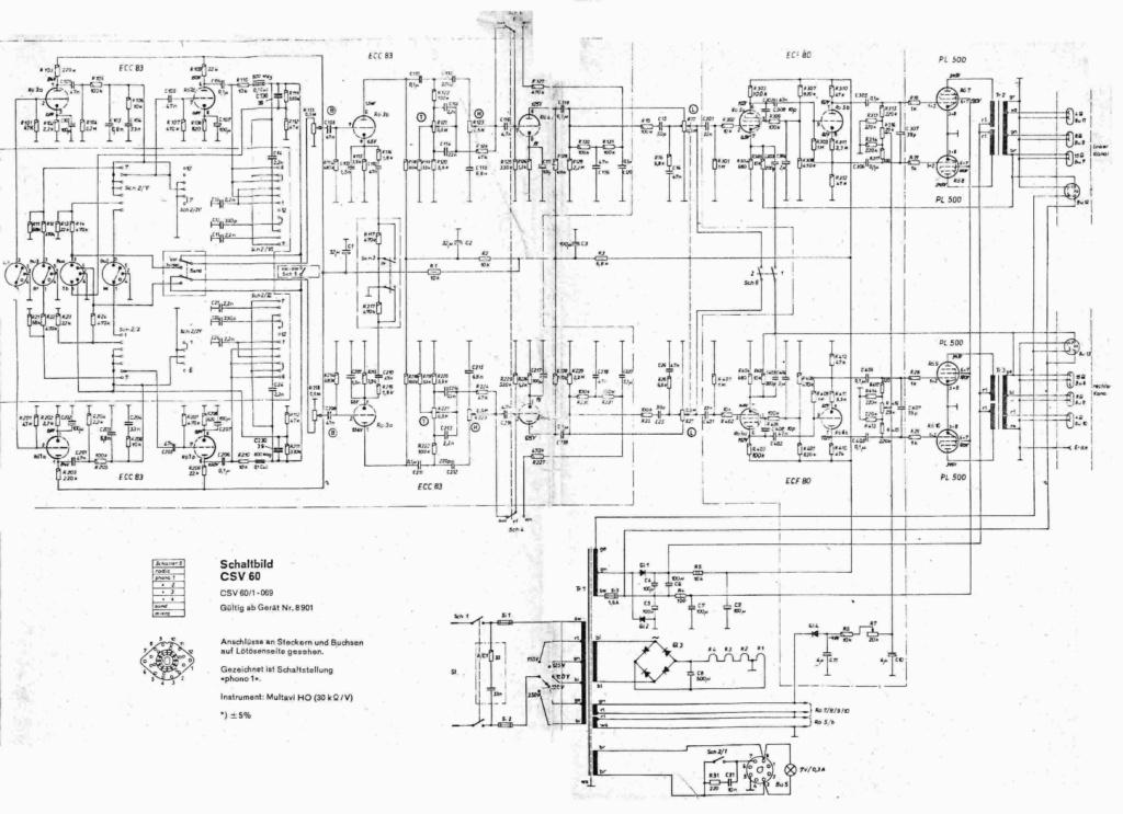 Reconstrução BRAUN CSV60 Csv60s10