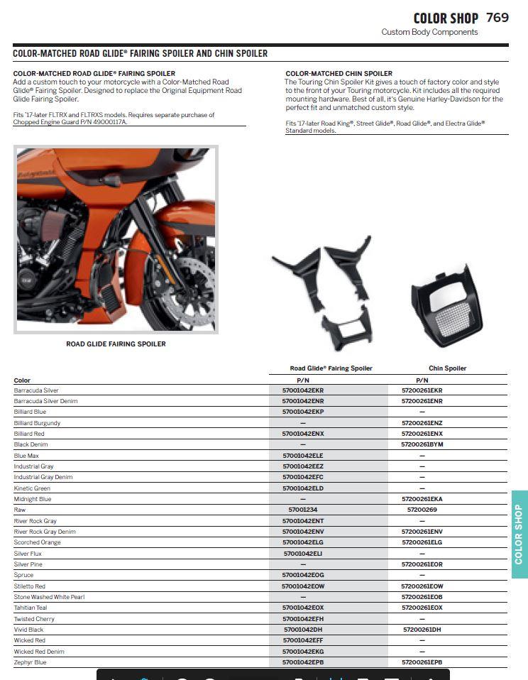 Street Glide CVO 2020 - Page 4 110