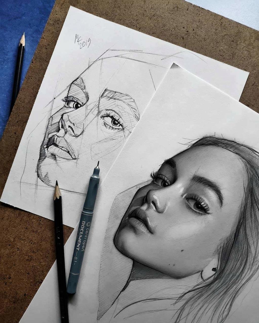 Dibujado a lápiz 75043210