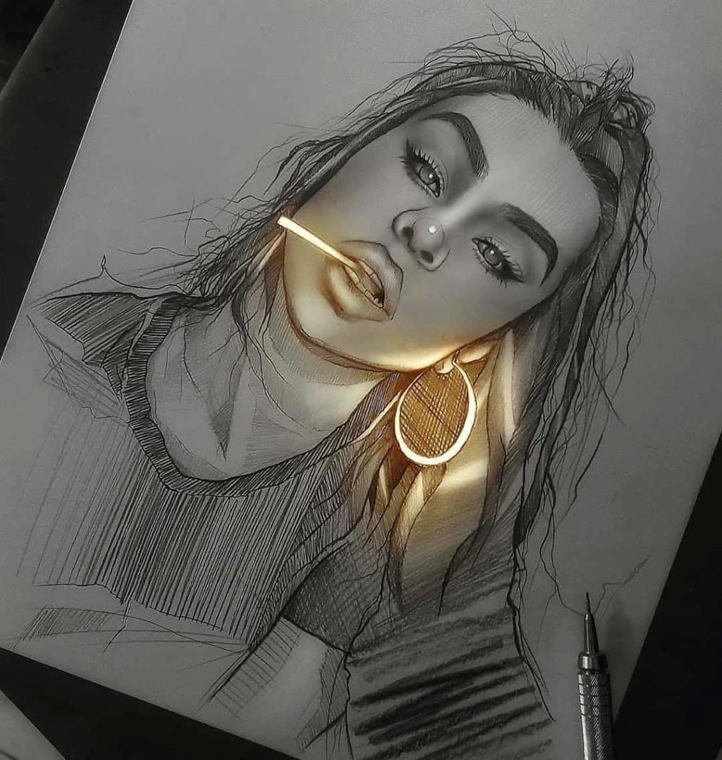 Dibujado a lápiz 75226410