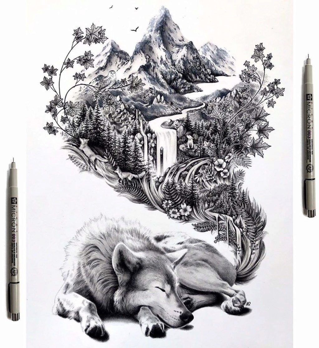Dibujado a lápiz - Página 2 81849310