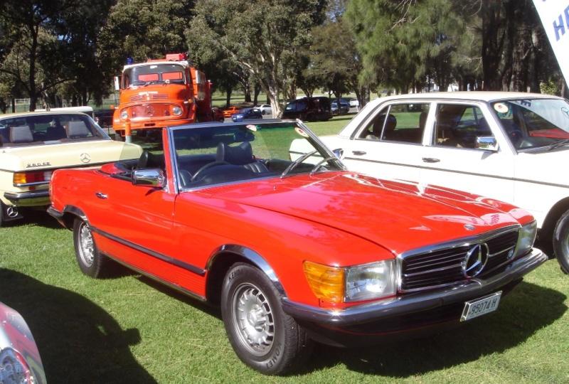 Conheçam o Clube Mercedes de New South Weles, (Austrália) German12