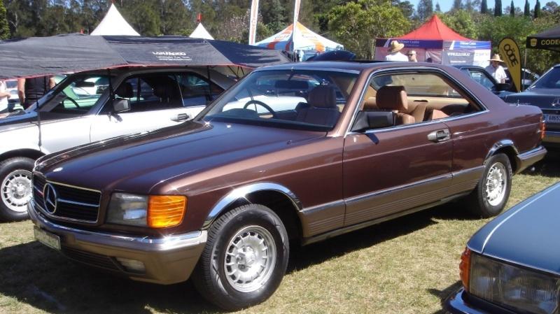 Conheçam o Clube Mercedes de New South Weles, (Austrália) German13