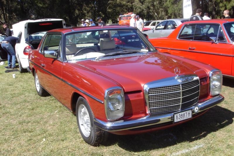 Conheçam o Clube Mercedes de New South Weles, (Austrália) German19