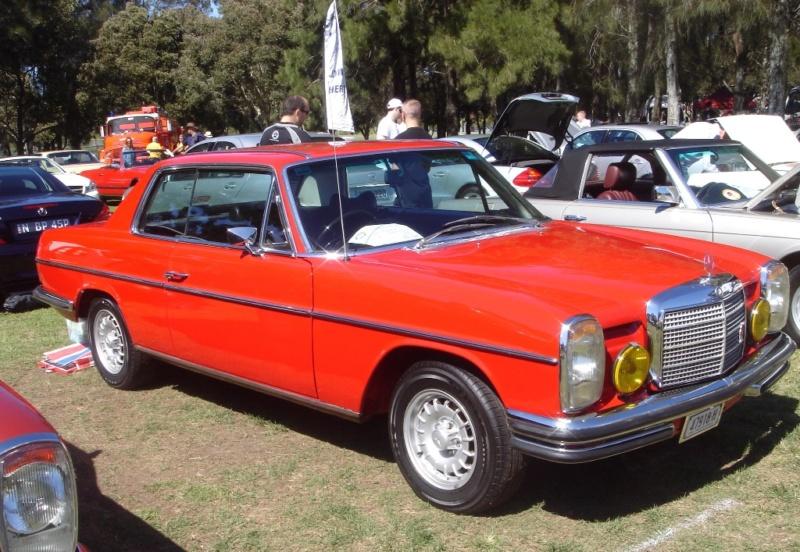 Conheçam o Clube Mercedes de New South Weles, (Austrália) German20