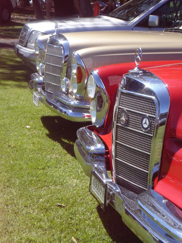 Conheçam o Clube Mercedes de New South Weles, (Austrália) German28