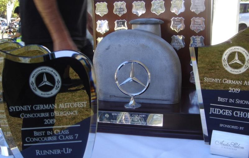 Conheçam o Clube Mercedes de New South Weles, (Austrália) German33