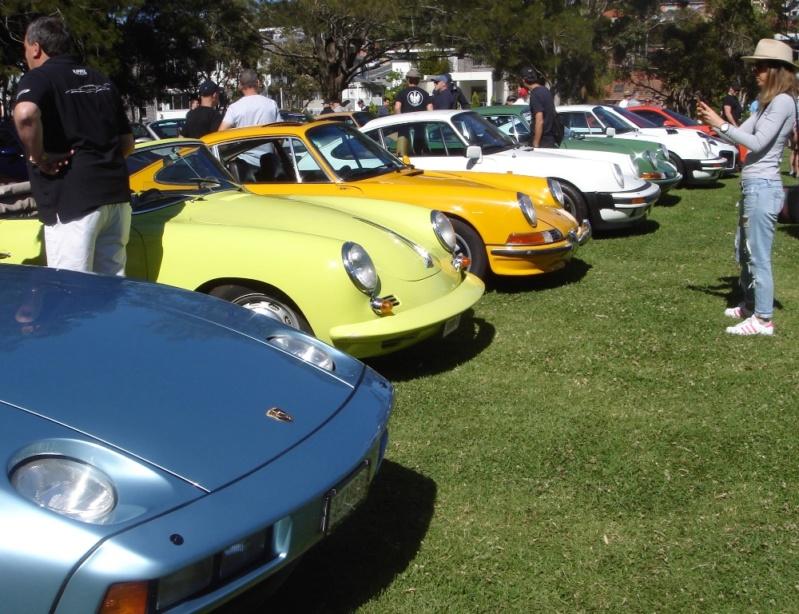 Conheçam o Clube Mercedes de New South Weles, (Austrália) German35