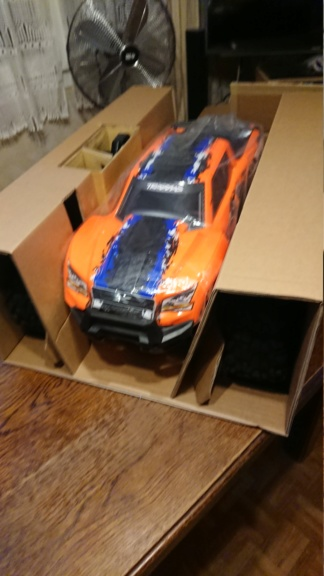 Xmaxx orange mécanique  Dsc_0060