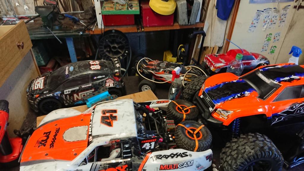 Xmaxx orange mécanique  Dsc_0067