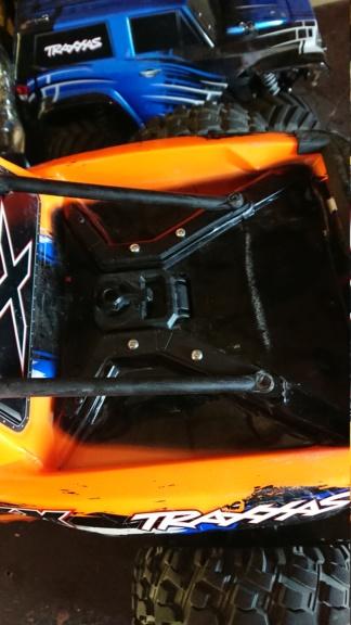 Xmaxx orange mécanique  Dsc_0076
