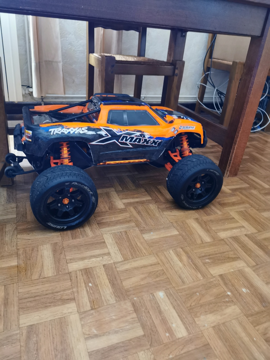 Xmaxx orange mécanique  - Page 3 Img_2024