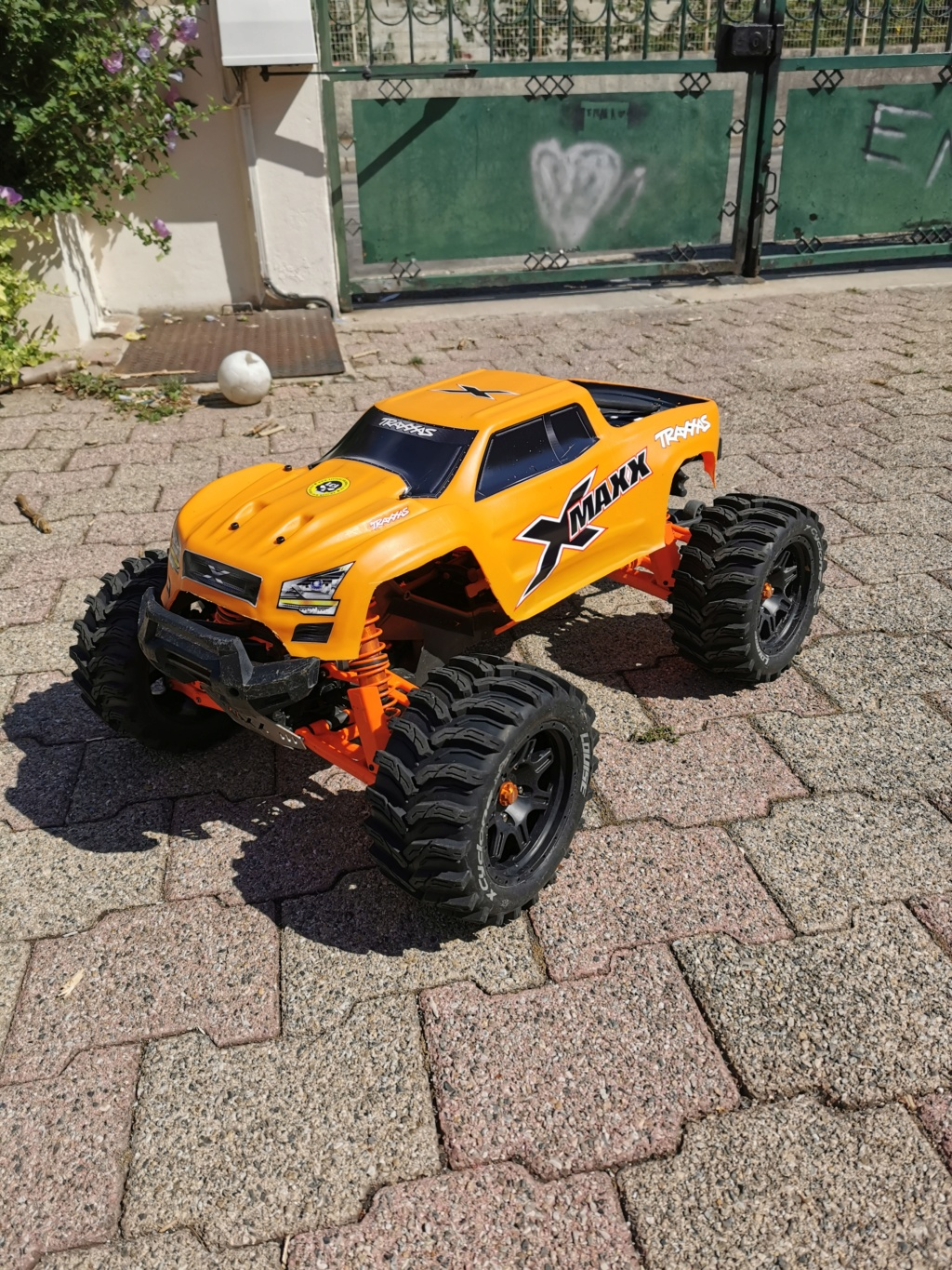 Xmaxx orange mécanique  - Page 3 Img_2033