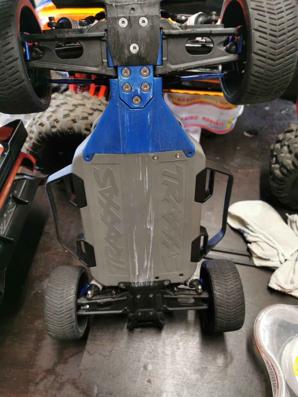 [vends] Traxxas Ford fiesta St  Img_2057