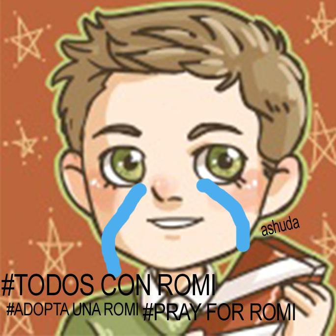 #TODOS CON ROMI Sin_tz10