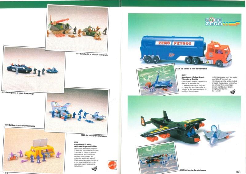 Zero Hour (Bluebird) 1990-91 Mattel16