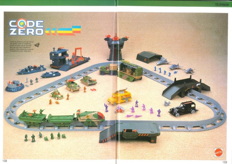 Zero Hour (Bluebird) 1990-91 Mattel18