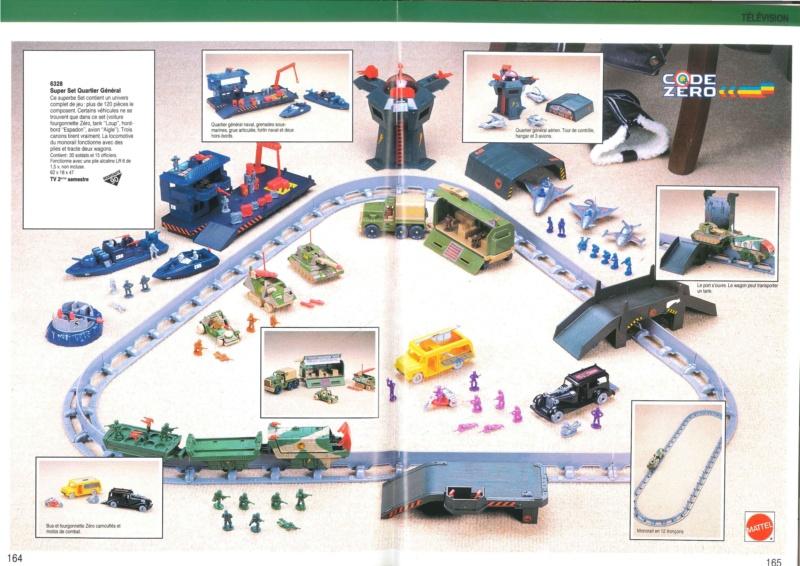 Zero Hour (Bluebird) 1990-91 Mattel19