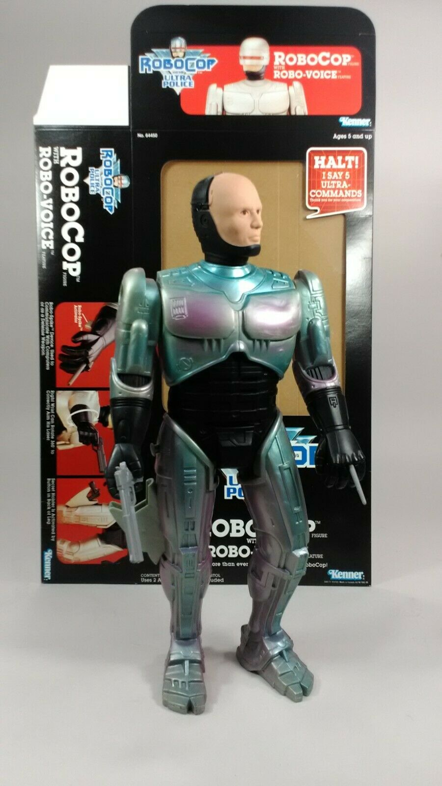 Robocop and the Ultra Police (Kenner) 1988-90 S-l16011