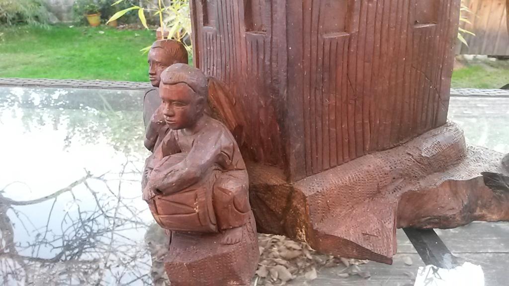 sculpture en bois madagascar ZAFIMANIRY 20181152