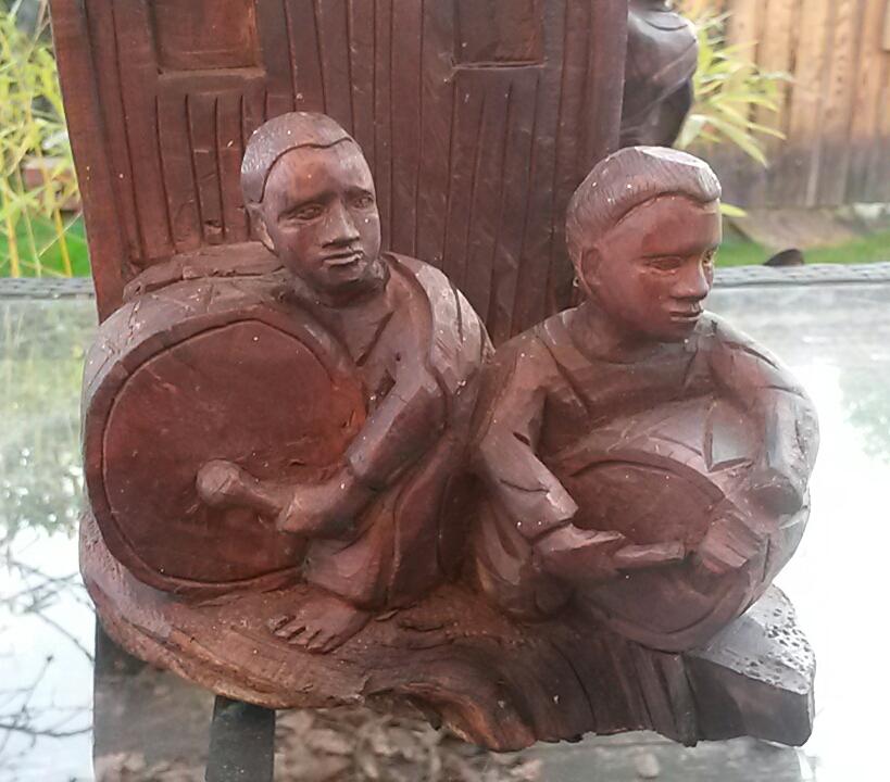 sculpture en bois madagascar ZAFIMANIRY 20181153