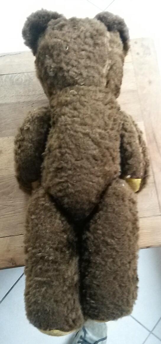 un grand ours en peluche à identifier 20190912