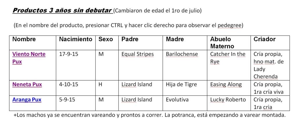 Venta total Stud Pedro Ulises  3_azos10