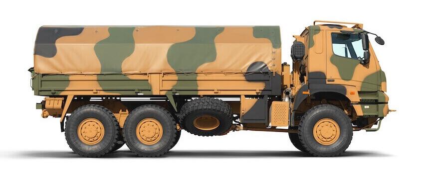 شاحنة BMC 185-09B التركيه Techni15
