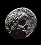 Denario de la gens Procilia. L. PROCILI. / F.  Juno Sospita Mater Regina avanzando a dcha. Roma. 20a10