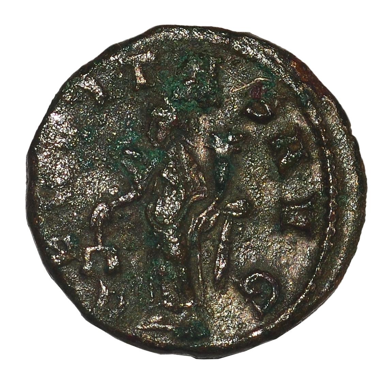 Antoniniano de Filipo I. AEQVITAS AVG. Roma 271_r10