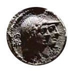Denario de la gens Fufia/Mucia. CORDI. Italia dando la mano a  Roma. Roma. 39a10